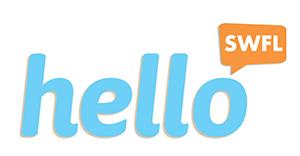 hello swfl Logo
